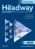 NEW HEADWAY FOURTH EDITION INTERMEDIATE TEACHER´S RESOURCE BOOK