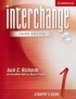 INTERCHANGE THIRD EDITION LEVEL 1 STUDENT´S BOOK WITH SELF-STUDY AUDIO CD