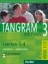 TANGRAM AKTUELL 3 – LEKTION 1–4 KURSBUCH + ARBEITSBUCH MIT AUDIO-CD ZUM ARBEITSBUCH