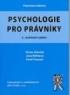 PSYCHOLOGIE PRO PRÁVNÍKY